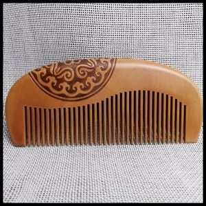 Wood Hair Comb *NEW*